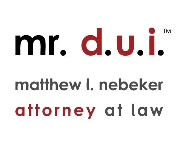 Mr. D.U.I. Logo
