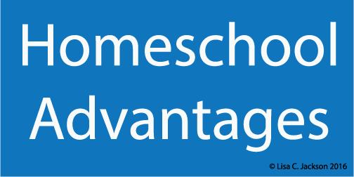 Homeschool-Advantages