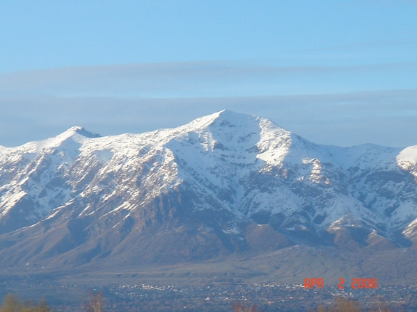 Mt. Ben Lomond © Lisa C. Jackson 2006