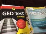 G.E.D. Test Guides for Homeschool moms to use in preparing their child-students for the GED test